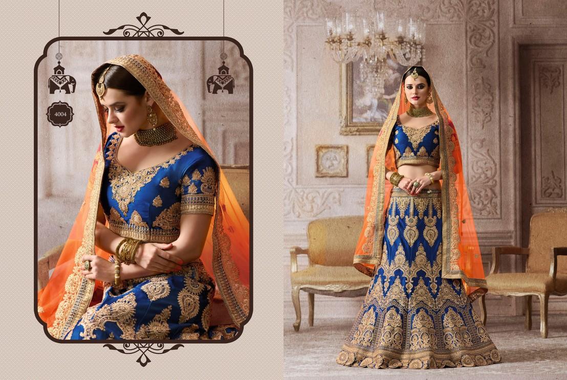 designer lehenga choli by kesari exports (2)